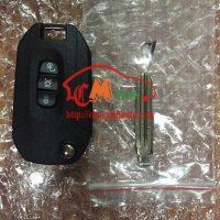 Vỏ chìa khóa gập Captiva giá rẻ nhất ở Việt Nam. Hotline: 0977798833