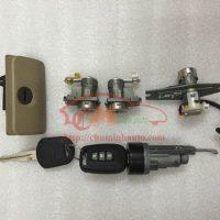 Bộ khóa điện Chevrolet Captiva hàng xịn chính hãng GM Korea