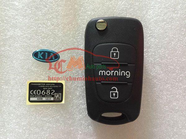Vỏ chìa khóa KIA morning chính hãng