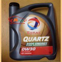Dầu nhớt Total Quartz 9000, 0W-30 chính hãng, giá rẻ nhất Việt Nam