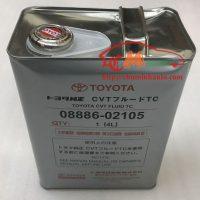 Dầu hộp số tự động CVT Toyota, Lexus chính hãng: 08886-02105