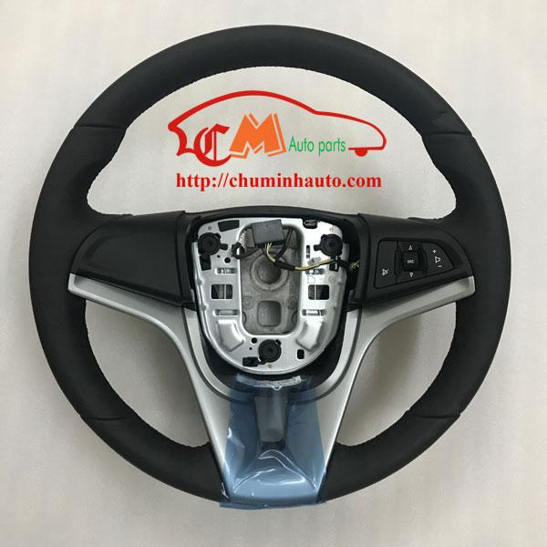 Vô lăng có tích hợp Chevrolet Cruze, Lacetti nhập: 13307017; 95227505