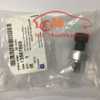 Cảm biến áp suất ga điều hòa Captiva chính hãng GM: 13587668