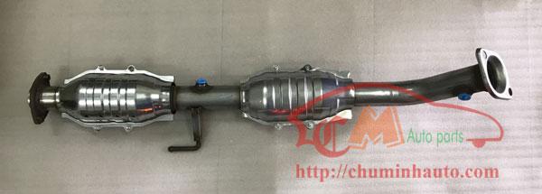 Ống xả đoạn đầu Toyota Innova, Hilux (2005 - 2012): 17401-0C190