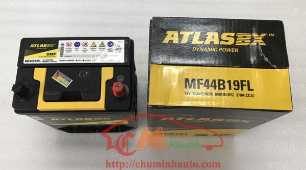 Bình ắc quy Atlas khô 40AH chính hãng