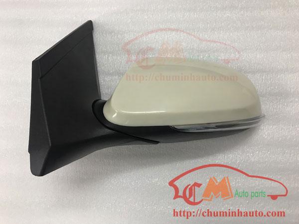 Gương chiếu hậu trái Hyundai i10 Grand bản đủ: 87610-B4180 (LH)