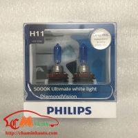 Bóng đèn siêu sáng H11 Philips hàng xịn chính hãng Philips Germany