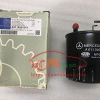 Lọc dầu tinh diesel Mercedes Sprinter (2005 - 2011): A6110920201