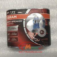 Bóng đèn siêu sáng H4 Osram 12V hàng xịn chính hãng