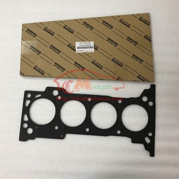 Gioăng quy lát Toyota Innova, Hilux, Hiace, Crown: 11115-0C030