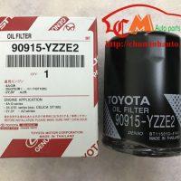 Lọc dầu Toyota RAV4, Alphard hàng xịn chính hãng: 90915-10004
